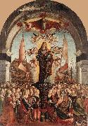 CARPACCIO, Vittore Apotheosis of St Ursula dfg oil painting picture wholesale